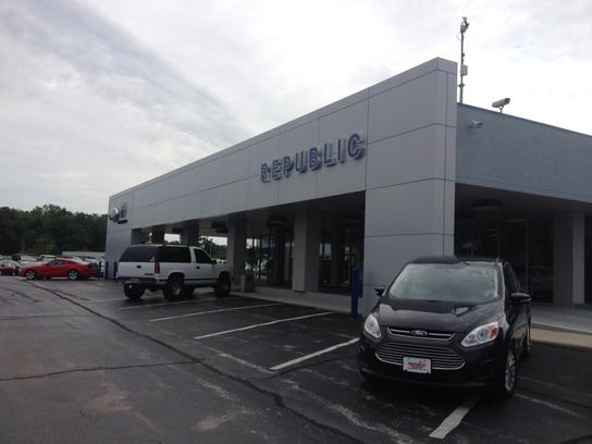 Republic Ford Lincoln