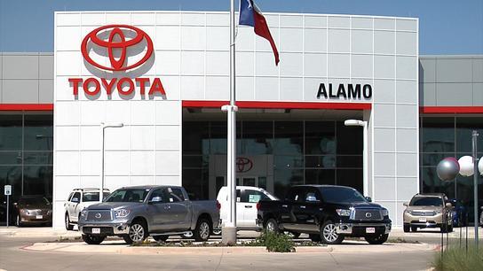Alamo Toyota Car Dealership In San Antonio Tx 78232 Kelley Blue Book