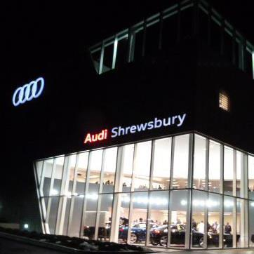 Audi Shrewsbury car dealership in Shrewsbury, MA 01545 | Kelley Blue