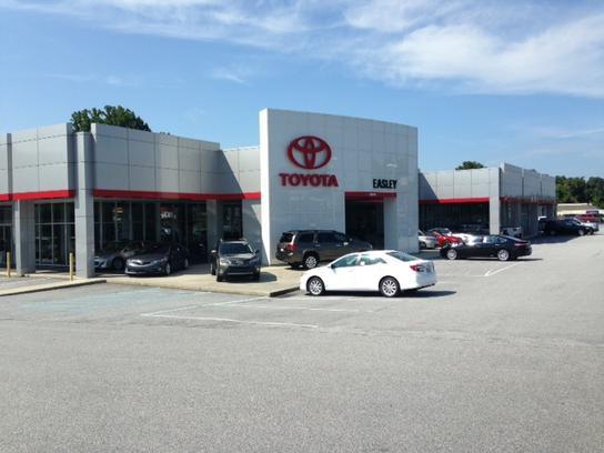 Toyota Of Easley Car Dealership In EASLEY, SC 29640 3873 | Kelley Blue Book