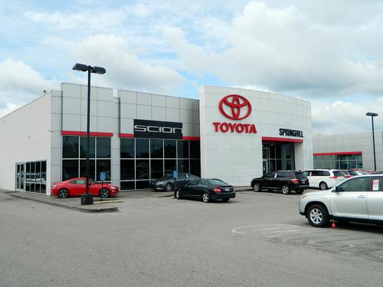 Springhill Toyota