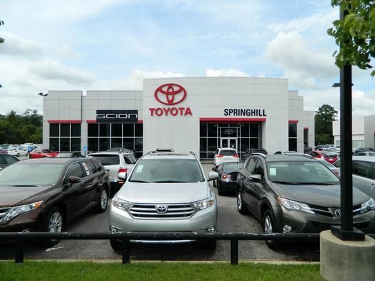 Springhill Toyota 1