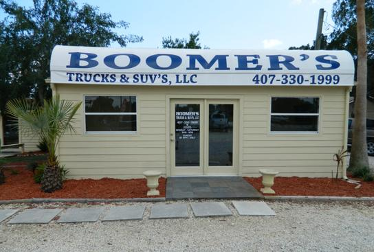 Boomer's Trucks & SUVS, LLC