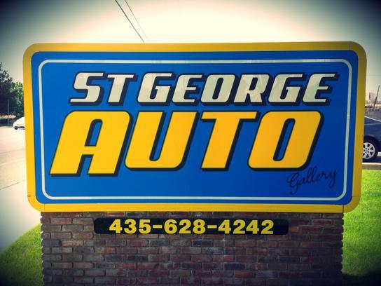 St George Auto >> St George Auto Gallery Car Dealership In St George Ut 84790