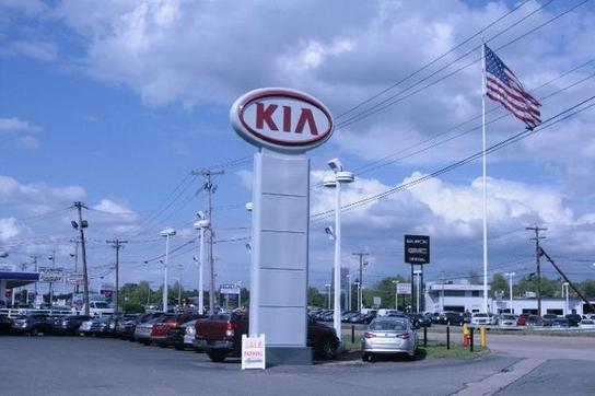 Central Kia Of Norwood
