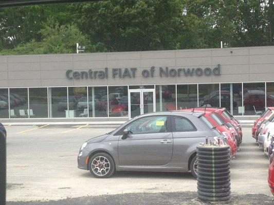 Central FIAT of Norwood