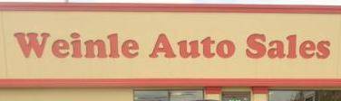 Weinle Auto Sales, Inc.