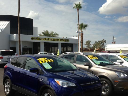 Hertz Car Sales Phoenix Car Dealership In Phoenix Az 85014 Kelley