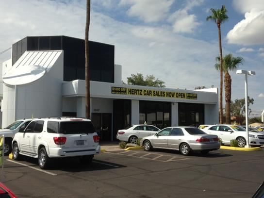 Hertz Car Sales Phoenix 3