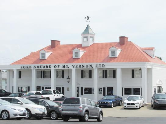 Ford Square Of Mt Vernon Lincoln Car Dealership In Mount Vernon