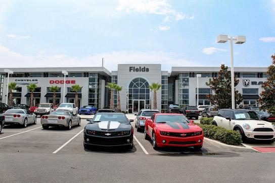 Fields Chrysler Dodge Jeep Ram 1