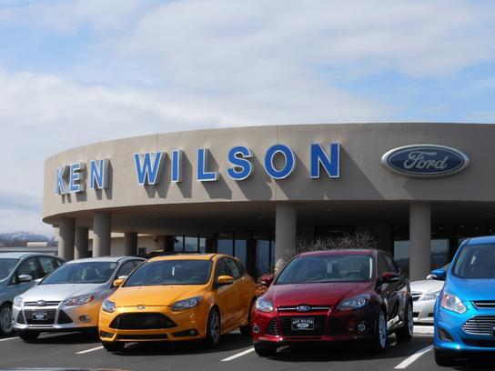 Ken Wilson Ford >> Ken Wilson Ford Car Dealership In Canton Nc 28716 Kelley