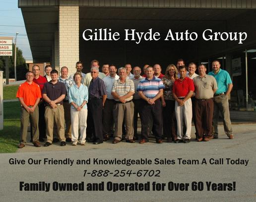 Gillie Hyde Auto Group 2