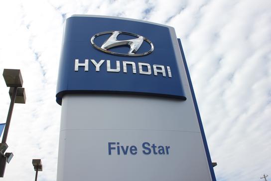 Five Star Hyundai of Warner Robins car dealership in
