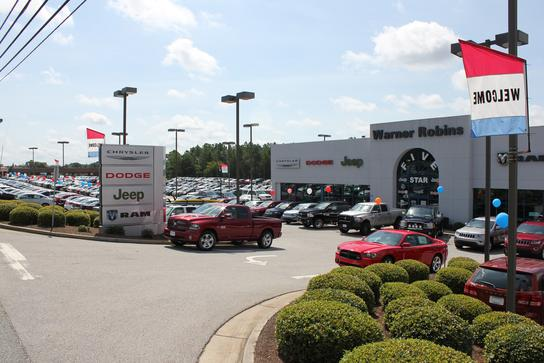 Five Star Chrysler Dodge Jeep RAM of Warner Robins 3
