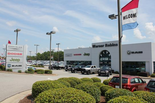 Five Star Chrysler Dodge Jeep RAM of Warner Robins 1