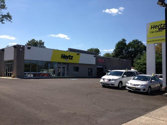 Hertz Car Sales Warminster 2
