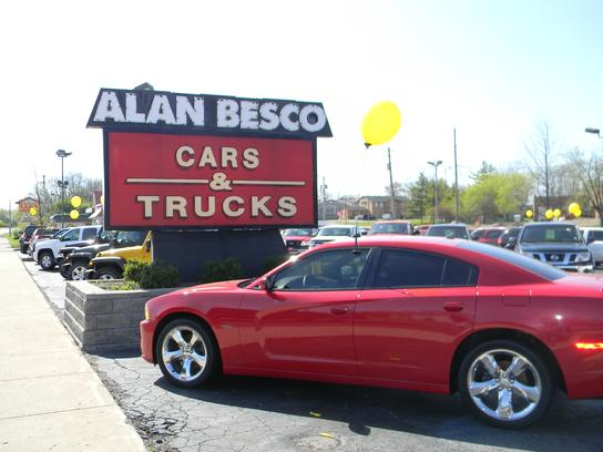 Alan Besco Cars and Trucks