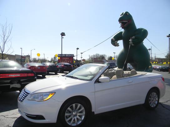 Alan Besco Cars And Trucks Car Dealership In Xenia Oh 45385 2828 Kelley Blue Book