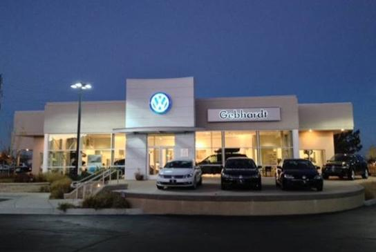 Gebhardt VW car dealership in Boulder, CO 80301 | Kelley Blue Book