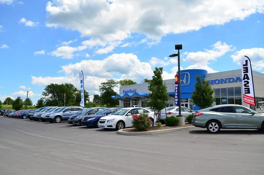 Fairfield Honda car dealership in Muncy, PA 17756-7855 | Kelley Blue