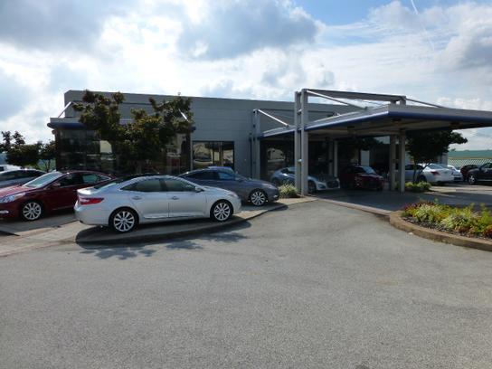 Twin City Hyundai Car Dealership In Alcoa Tn 37701 3187 Kelley Blue Book