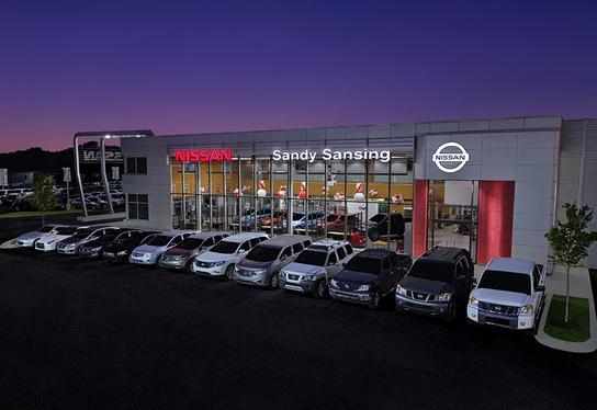Amazing Sandy Sansing Nissan 1 ...