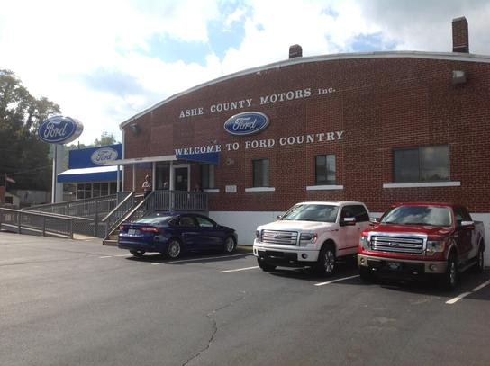 Ashe County Ford Inc 3