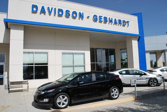 Davidson-Gebhardt Chevrolet car dealership in land, CO 80538 ...