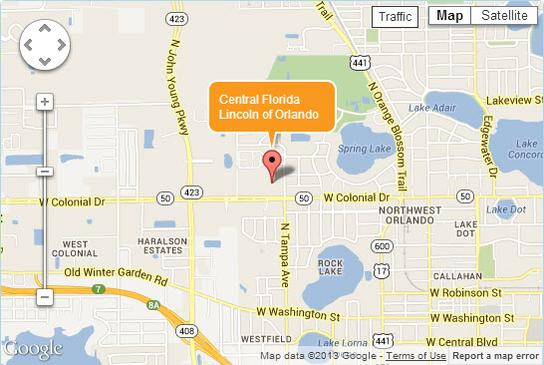 Central Florida Lincoln of Orlando 2