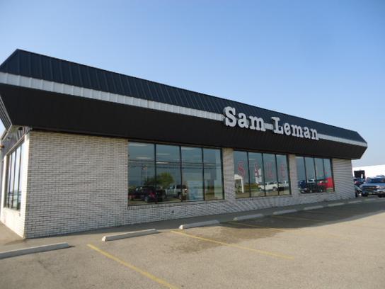 Sam Leman Eureka - Chevrolet Pontiac Buick car dealership ...