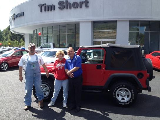 Tim Short Chrysler Dodge Jeep of Middlesboro 1