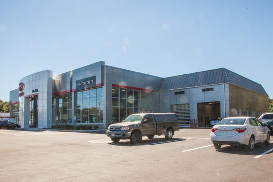 Mcgee Toyota Hanover >> Mcgee Toyota Of Hanover Car Dealership In Hanover Ma 02339 Kelley