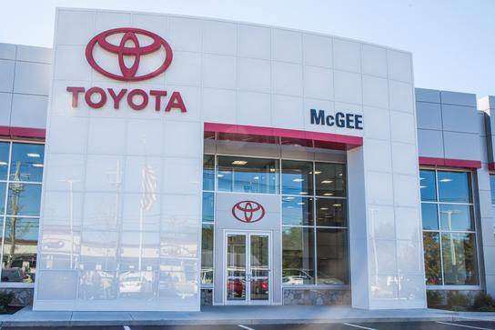 McGee Toyota of Hanover