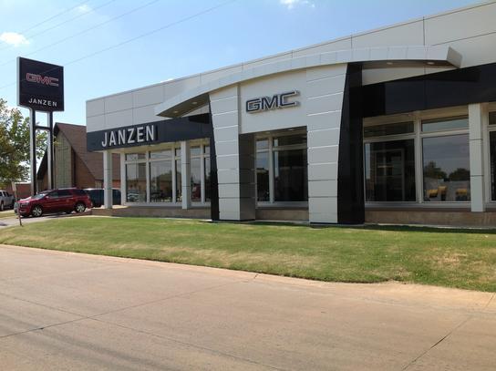 janzen gmc car dealership in enid ok 73703 kelley blue book. Black Bedroom Furniture Sets. Home Design Ideas