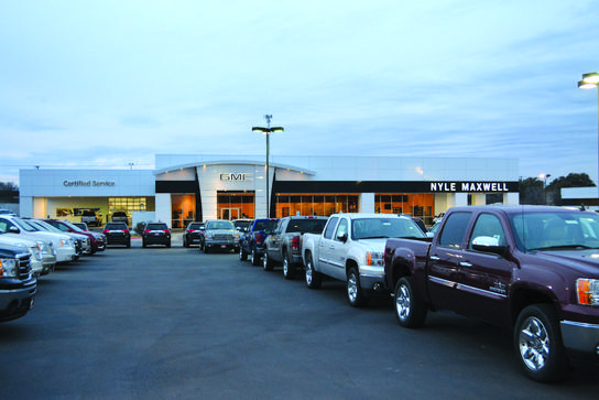 Nyle Maxwell Gmc Car Dealership In Round Rock Tx 78681 Kelley