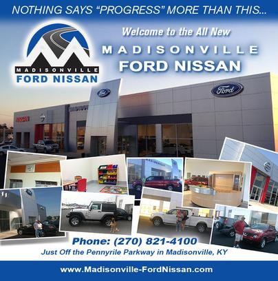 Watermarks Ford Nissan Of Madisonville Car Dealership In Madisonville, KY  42431 | Kelley Blue Book