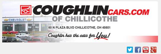 Coughlin Chevrolet Buick GMC of Chillicothe 2