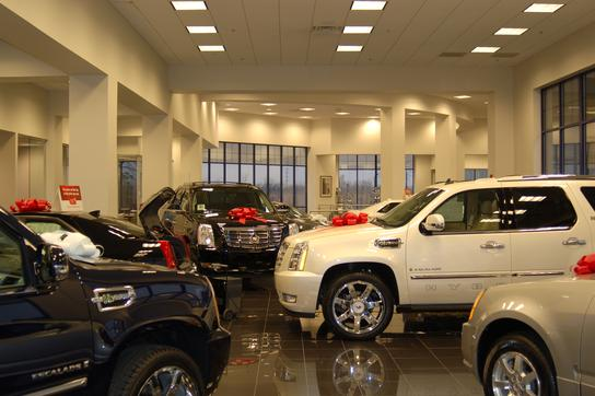 Germain Cadillac Of Easton Car Dealership In Columbus Oh