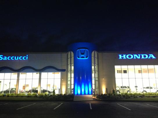 Saccucci Honda car dealership in Middletown, RI 02842-6356 | Kelley