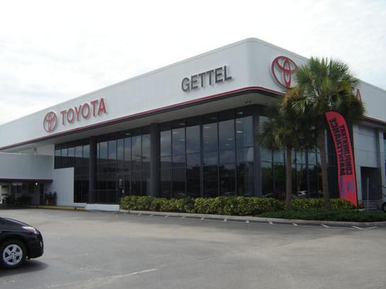 "Gettel Toyota www.GettelToyota.com: ""THE ORIGINAL ONE ON 41"" 1"
