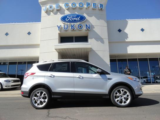 Joe Cooper Ford of Yukon