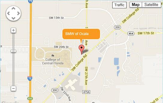 BMW of Ocala 1