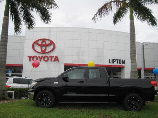 Toyota Dealership Fort Lauderdale >> Lipton Toyota Car Dealership In Ft Lauderdale Fl 33311