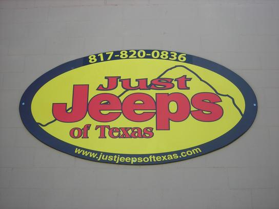 Just Jeeps of Texas