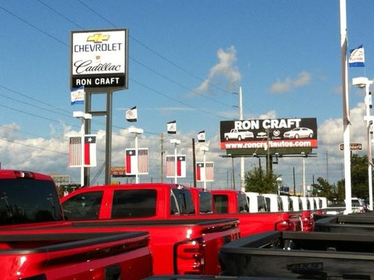 Ron Craft Baytown >> Ron Craft Chevrolet Cadillac Car Dealership In Baytown Tx 77521