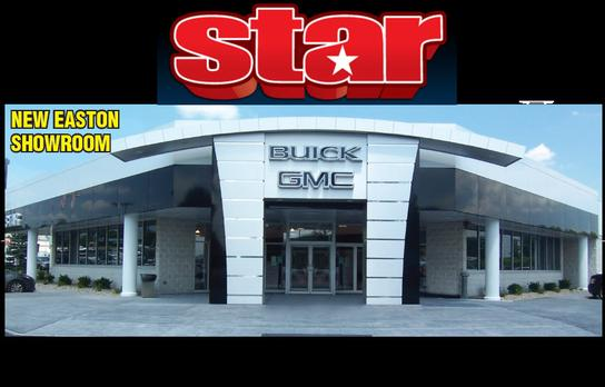 Star Buick Gmc >> Star Buick Gmc Car Dealership In Easton Pa 18045 2341 Kelley Blue