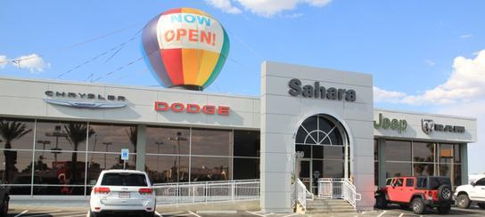 Dodge Dealership Las Vegas >> Sahara Chrysler Jeep Dodge Ram Car Dealership In Las Vegas