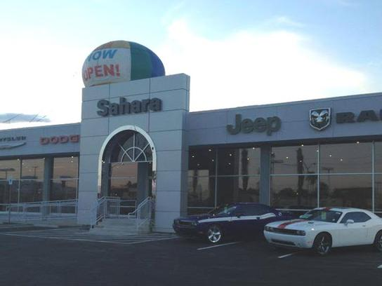 Jeep Dealership Las Vegas >> Sahara Chrysler Jeep Dodge Ram Car Dealership In Las Vegas