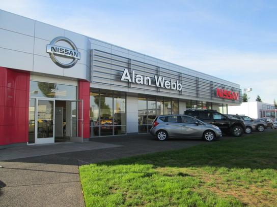 Alan Webb Nissan >> Alan Webb Nissan Car Dealership In Vancouver Wa 98662